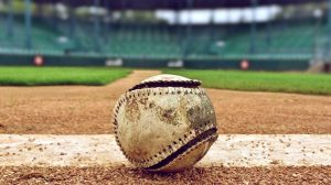 Baseball Field Ball