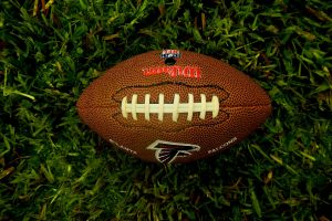 NFL Football Grass