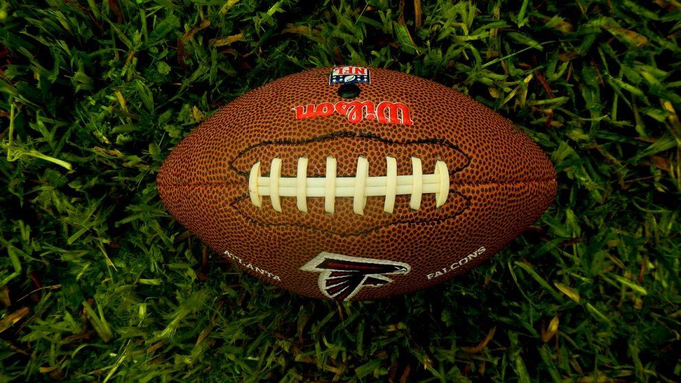 NFL Football Grass