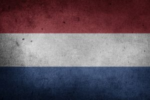 The Netherlands Flag